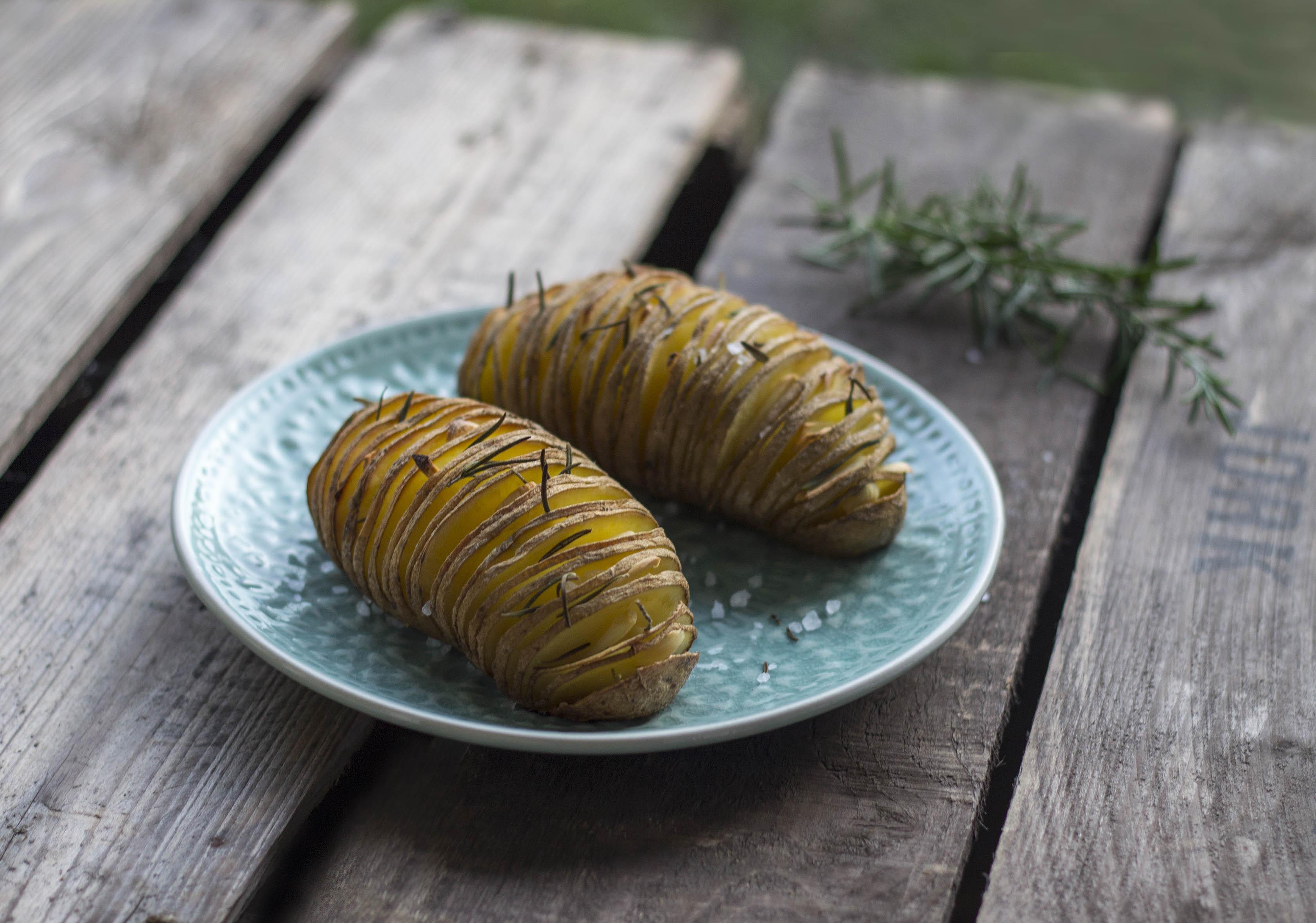 Rosmarin Ofenkartoffeln