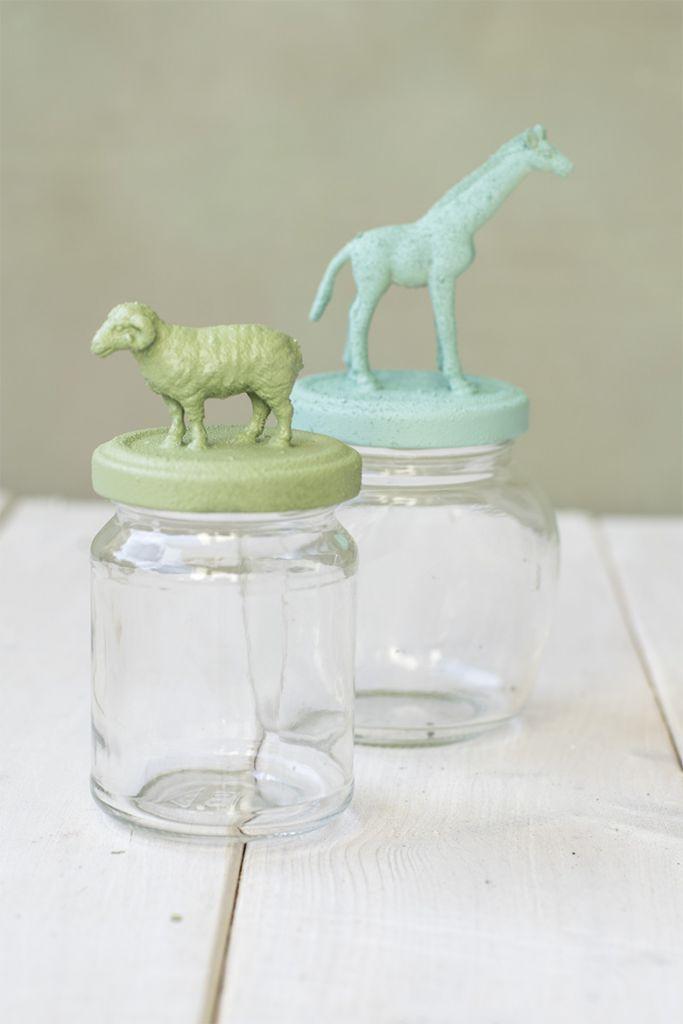 DIY Gläser