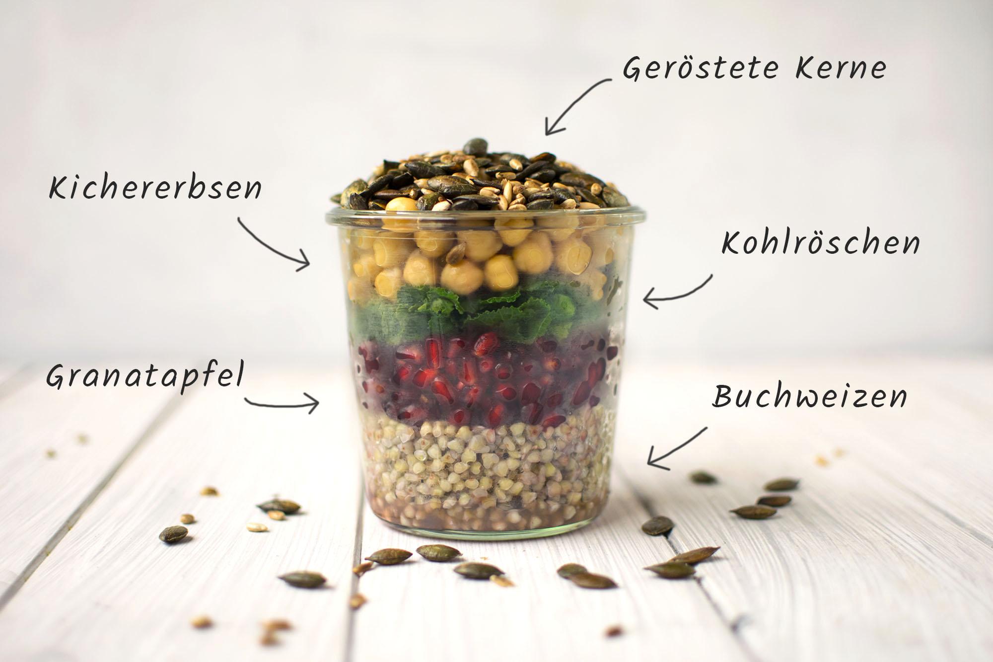 Kalettes Salat