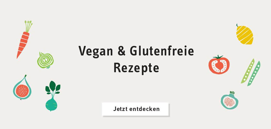 vegan und glutenfreie Rezepte