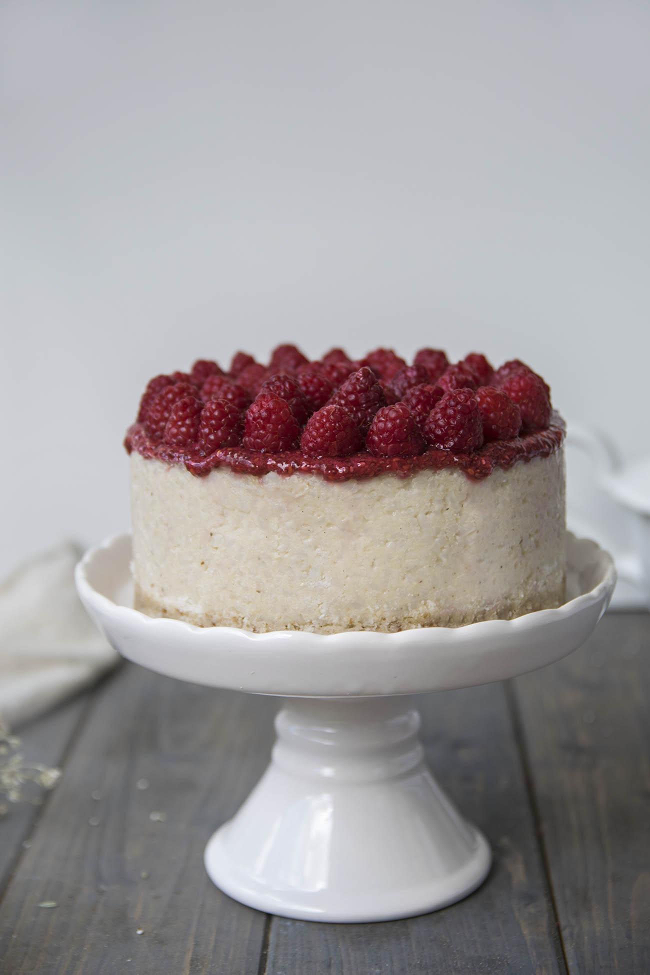 Milchreis Torte Rezept Vegan Glutenfrei Blog 02 Foodreich Vegan