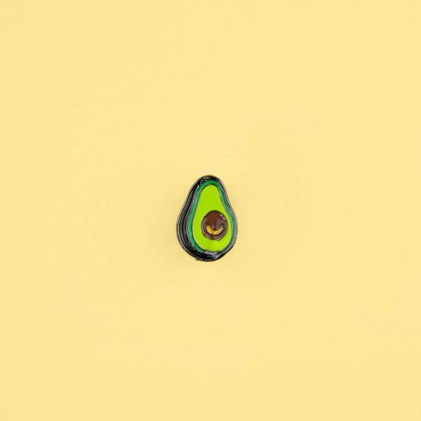 avocado stecker sticker pin