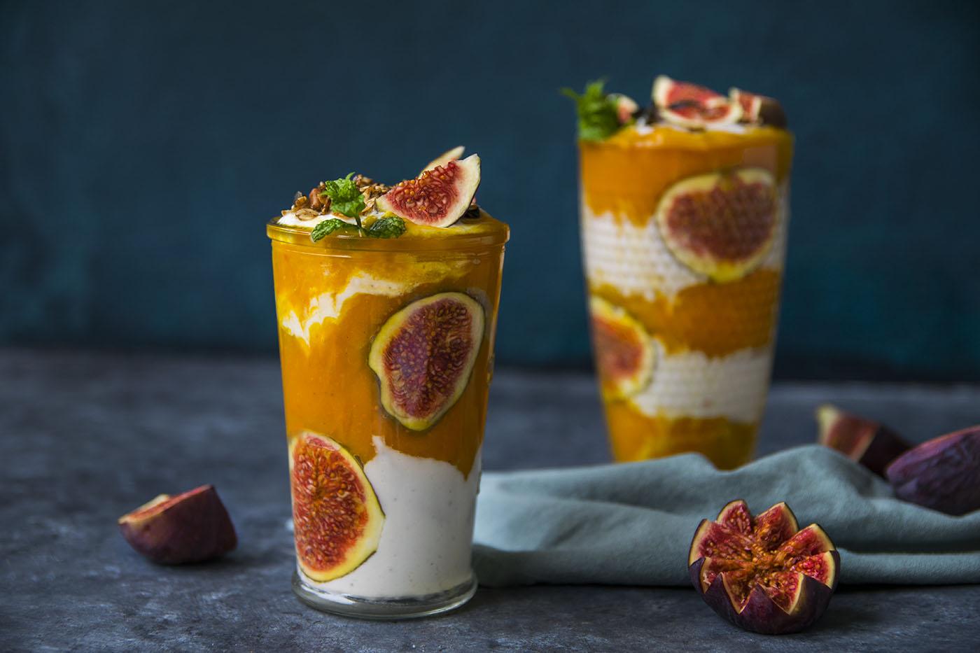 vegan foodblog kürbis-dessert