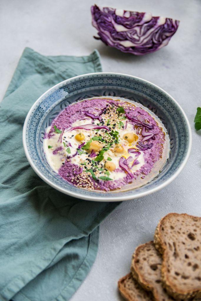 Hummus vegan und gesund selber machen Rezept